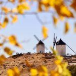 Ruta del Quijote y Andalucía