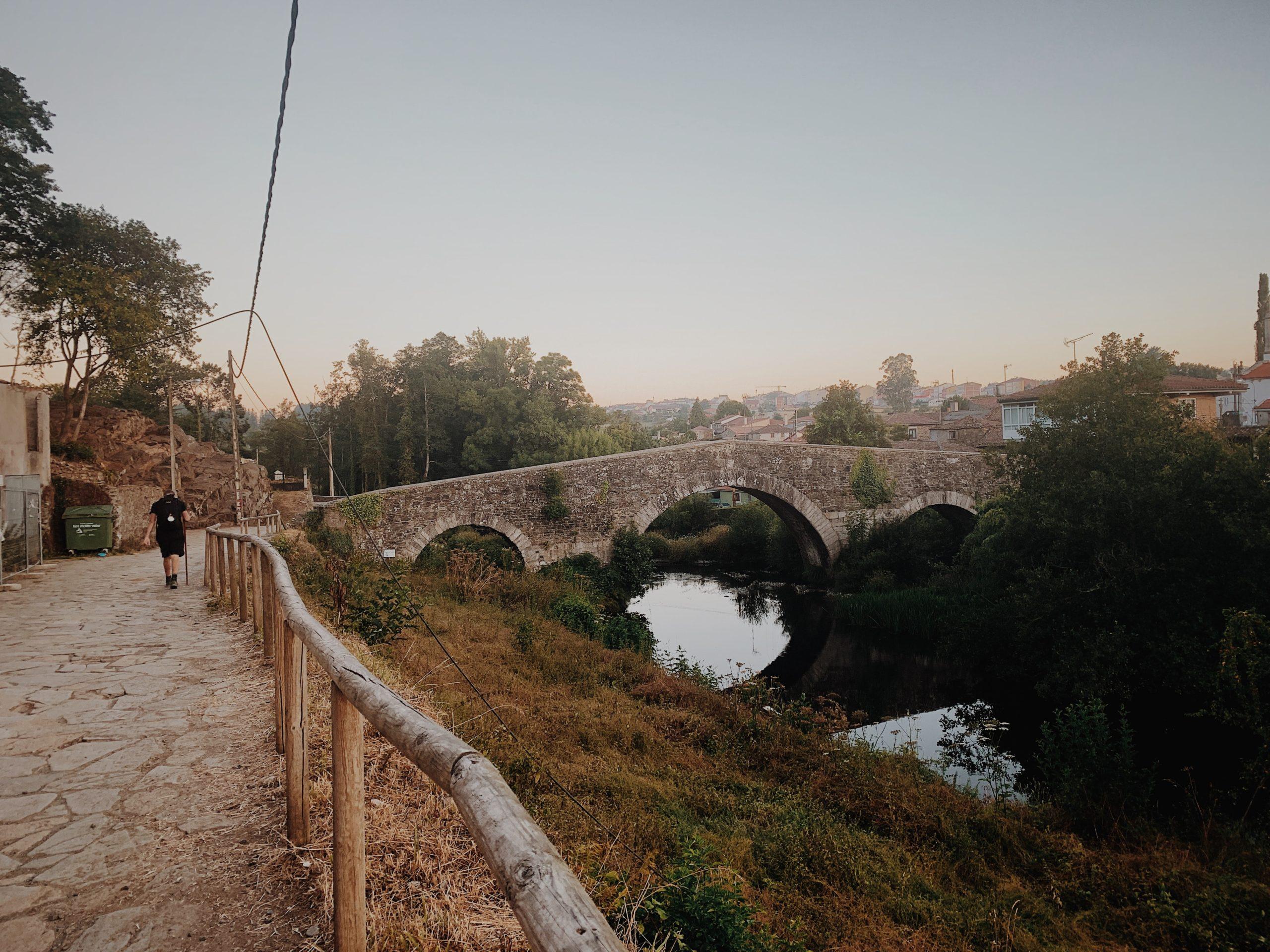 camino santiago 1
